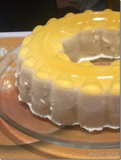 Syntages...apo spiti: ΓΛΥΚΟ ΑΝΑΝΑ Jello Pudding Desserts, Jello Recipes, Candy Recipes, Pie Recipes, Dessert Recipes, Greek Desserts, Greek Recipes, Light Recipes, Greek Cooking