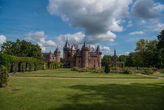Kasteel de Haar #castle #building #nikond750 #nikon #holland #architecture #photography #photo #pics #landscape #flowers #nature
