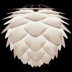 Lamp+VITA+Silvia+in+wit+of+koperkleur