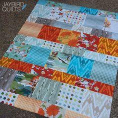 Слоеный пирог Лимонад   JayBird Quilts