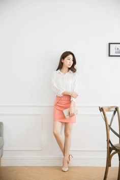 素色蝴蝶結裝飾腰帶短裙  #Mayuki http://www.tokichoi.com.tw/showProduct.aspx?p=2019714&pmmNo=NEWIN5