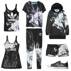 Shop RIta Ora's Adidas collection now.