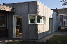 KIDO uitbreiding, kinderdagverblijf, Wijgmaal, a33 architecten Leuven