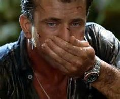 Rolex Coolness: Mel Gibson Air America Movie (1990) Pepsi Rolex GMT ...