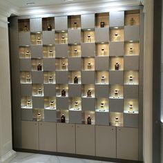 #Harrods #parfum #Display #London #2014