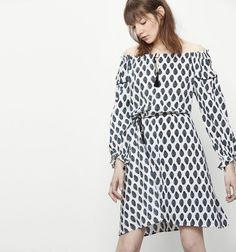 Dresses Maje - Spring-Summer collection 20 - Ready to wear Mood Images, Maje, Summer Wear, Summer Days, The Row, Wrap Dress, Shirt Dress, Fashion Outfits, Prints