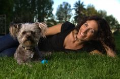 Former House M.D. star Lisa Edelstein in the role of advocate for Best Friends Animal Society's recently launched Acclaimed Ambassador Program.