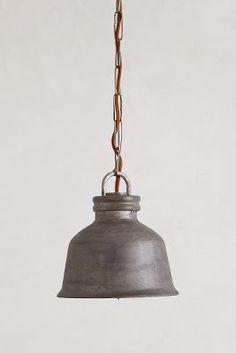 anthropologie shaker pendant lamp anthrofave arteriors soho industrial style pendant light fixture