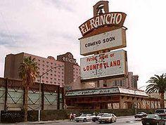 El Rancho Hotel and Casino - Wikipedia, the free encyclopedia Started as the Thunderbird ...than the Silverbird than the El Rancho
