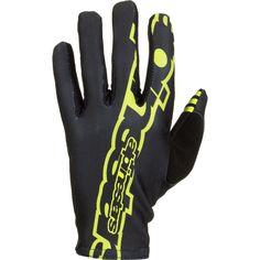 Alpinestars F-Lite Glove Black Acid Yellow XXL