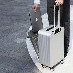 Tuplus Aluminum Carry On Cabin Luggage, Travel Luggage, Travel Bags, Luggage Suitcase, Bar Fancy, Carry On Suitcase, Travel Drawing, Pajama Party, Cool Backpacks