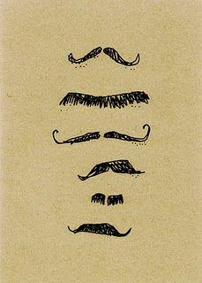 Moustache Template.