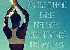 Positive thinking quotes positive thinking fitness motivation lifestyle