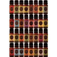 Essential Oils- Yum!  I've been getting mine from Eden's Garden on Amazon