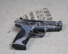 handgun cerakote art - Google Search