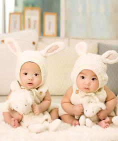 Baby, Twins, Broer En Zus, Honderd Dagen