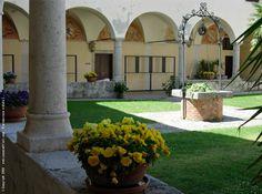 Abbazia di Rosazzo sede dell'evento.