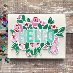 Sharp Designs: World Cardmaking Day creations! Foam Adhesive, Cards For Friends, Im Happy, Weekend Is Over, Instagram Accounts, No Time For Me, Cardmaking, Stamp, Scrapbook