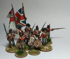 (2) Twitter British Uniforms, 28mm Miniatures, British Soldier, Napoleonic Wars, Toy Soldiers, Miniture Things, Military History, Tabletop, Minis