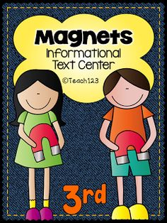 Reading level:  3.1 - 3rd Grade Magnet - Informational text center paid