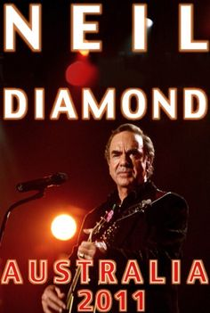 Neil Diamond - The Thank You Australia Concert: Live 1976 ...