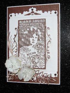 vintage kaart