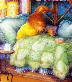 Sleep Well, Painting, Art, Art Background, Sleep Tight, Painting Art, Kunst, Paintings, Performing Arts
