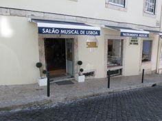 Bom dia e excelente semana, são os votos do Salão Musical de Lisboa. Venha visitar-nos na loja ou consulte o nosso site www.salaomusical.com