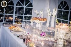 Fabulous Buffet for a Fabulous Engagement Party