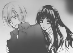 Vampire Knight, Yuki's Children, It is unknown if the girl is Kaname's or Zero's. The Boy, however, is Zero's, you can tell.