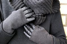 wrist warmers free pattern printable diy tutorial