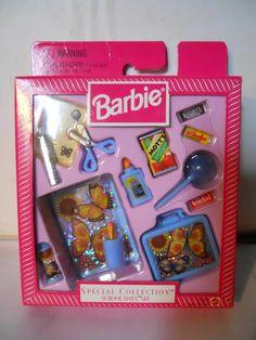 Barbie Sets, Barbie Dolls Diy, Barbie Food, Vintage Barbie Dolls, Diy Doll, Barbie Furniture, Dolls House Shop, Accessoires Barbie, Barbie Playsets