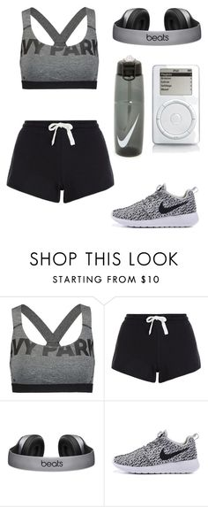 """""""Sport"""" by dianacrystal on Polyvore featuring Ivy Park, New Look and NIKE"""