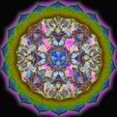 """Chakra Angel Mandala  """"spread your wings and just be. Description from colormedivine2.com. I searched for this on bing.com/images"""