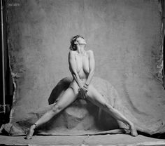 Natalie X2.07   (San Francisco) photo: Craig Morey (Plate 06, from the Studio Nudes  monograph) Fine Art Prints