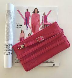 minibag the crossbodywallet Big Bags, Small Handbags, Clutch, Elegant, Jeans Fit, Hermes Kelly, Mini Bag, All In One, Pink