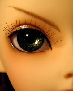 14mm Pistachio Green Round Acrylic Eyes Reborn Baby Doll Making Supplies