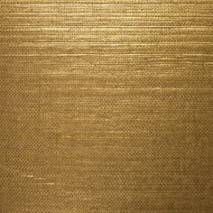 Elgin Wallpaper A glamorous textured wallpaper featuring bronze and gold threads in a close abaca weave.