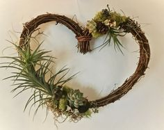 Living Heart Wreath