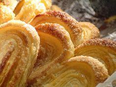 Orejas. Pan dulces- one of my favorites!