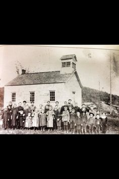 Williamsville schoolhouse 1896 Vernon NJ