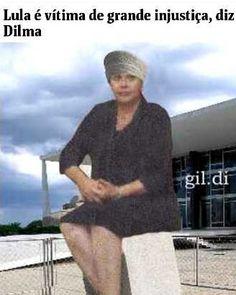 Dilma defende Lula