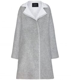 Lanvin, Wool and mohair-blend coat