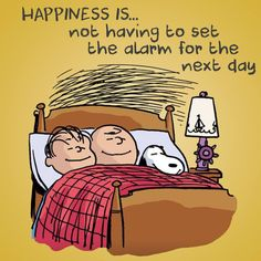 This will hopefully be me in the morning.sleep in quotes quote charlie brown sleep snoopy weekend Snoopy Love, Charlie Brown Und Snoopy, Snoopy And Woodstock, Charlie Brown Quotes, Meu Amigo Charlie Brown, Happy Snoopy, Peanuts Gang, Peanuts Cartoon, Peanuts Comics