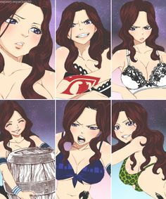 Cana (Fairy Tail) Cana is such an underrated charater. I love her so much, I wish she got more screen time. Fairy Tail Cana, Fairy Tail Funny, Fairy Tail Girls, Fairy Tail Anime, Fairy Tail Pictures, Funny Animals With Captions, Couple Illustration, Dragon Slayer, Fire Dragon