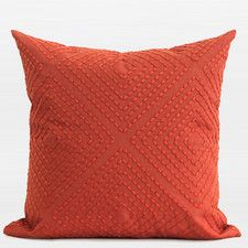 Luxury Embroidered Throw Pillow