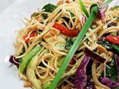 Fantastic noodle salad recipe