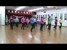 Tennessee Waltz Supreme - Line Dance (Demo & Teach) - YouTube