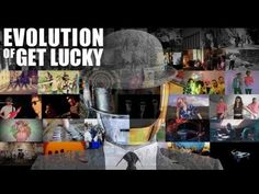 Evolution of Get Lucky