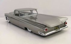 GM Custom El Camino Style Model.